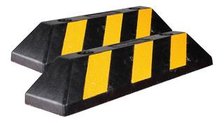 Topes Estacionamiento Kit Instalacion Alta Calidad Mikels