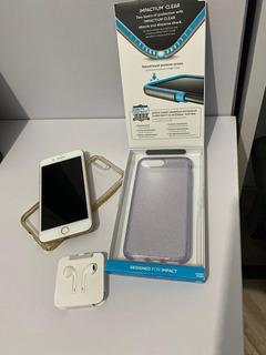 iPhone 8 Plus - Gold - Bateria 100%