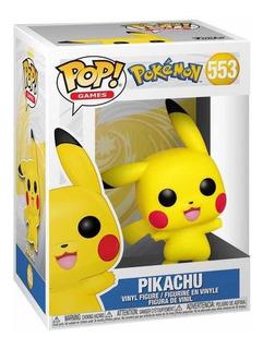 Funko Pop Pikachu # 553
