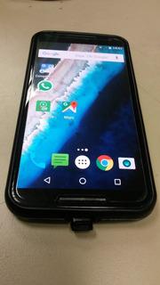 Smartphone Moto X2 32 Gb C/carreg,pelicula,capa,chav + Frete