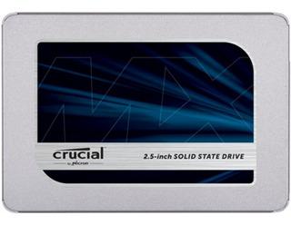 Crucial Mx500 Ssd 500gb Sata Iii - Curitiba - Nota Fiscal