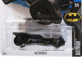 Hot Wheels Batmbile - Batman V Superman Dawn Of Justice