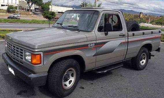 Chevrolet D-20 Luxe 3.9 4.0 Diesel 1994