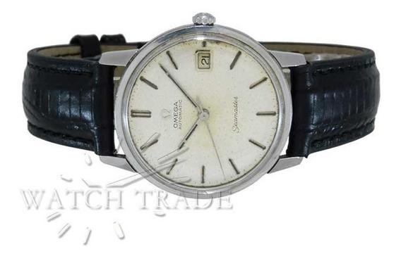 Relógio Omega Seamaster Ano 1966 Ref.: 166.002