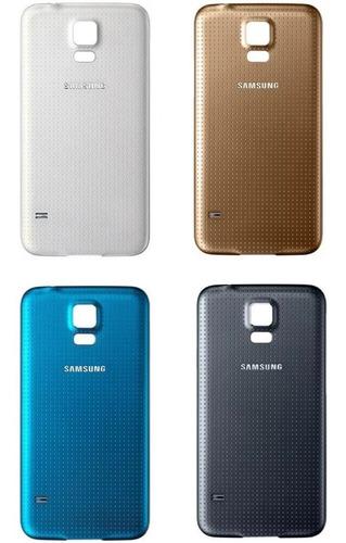 Tapa Trasera Batería Para Samsung S5 I9600 100% Garantizadas