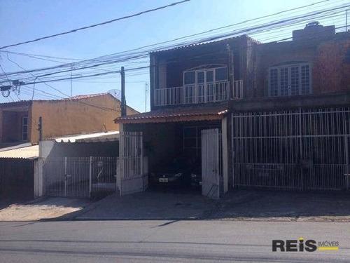 Casa Com 3 Dormitórios À Venda, 165 M² Por R$ 318.000,00 - Jardim Los Angeles - Sorocaba/sp - Ca0647