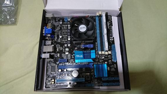 Kit Amd Fx-6300 + Placa-mãe Asus + 8gb De Ram Hyperx