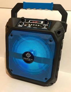 Bafle Amplificado Bocina De 6.5 4.1 Pro Sonido Envolvente3d