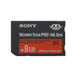 Sony 8gb Ms Pro-hg Duo Hx Memoria De Alta