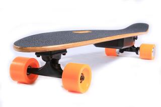Longboard Patineta Electrica Skate 20 Km/h + Control Remoto