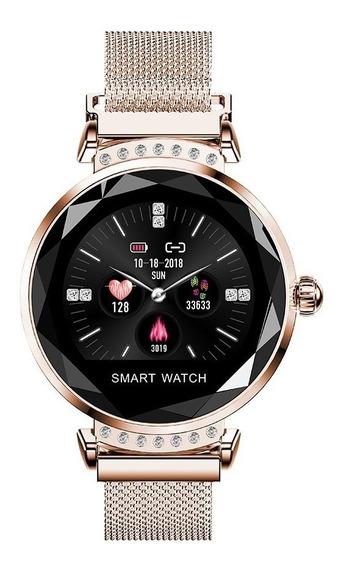 Reloj Deportivo Pulsera Inteligente 3d Ip67 Para Mujer Regal