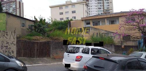 Imagem 1 de 5 de Terreno À Venda, 130 M² Por R$ 235.000,00 - Vila Antonieta - Guarulhos/sp - Te0260