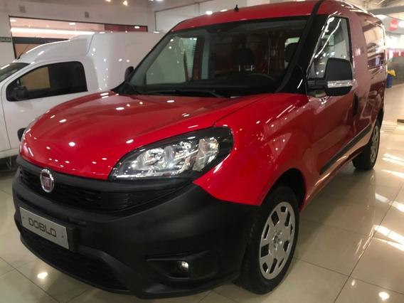 Fiat Dobló 1.4 Gnc- Anticipo $99.000- 7a/ Furgon 2019 D