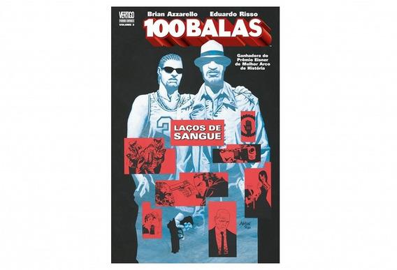 Hq 100 Balas Laços De Sangue Vol 3.