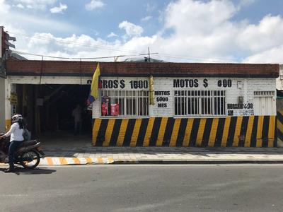 Se Vende Lote/parqueadero Centro De Armenia