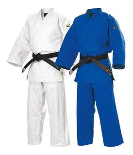 Mizuno Yusho Comp Ijf Aprobado Judogi Judo Uniform