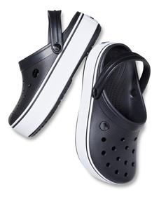 Crocs - Crocband Platform Clog_205434-066