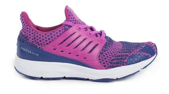 Zapatillas De Running De Mujer Racer 7 Montagne Correr