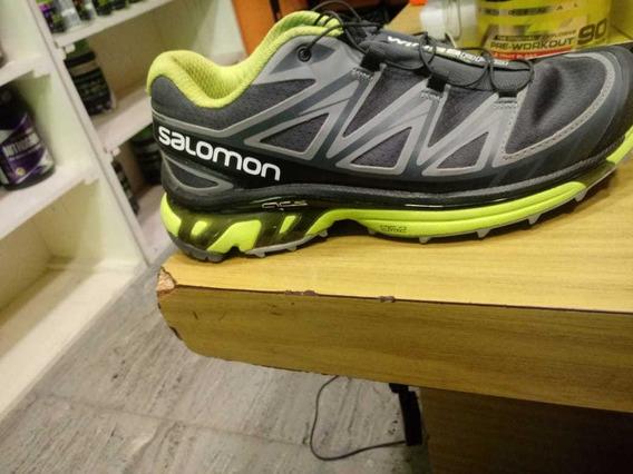 3513540844 Zapatillas Originales Salomón 3 Usos Están Nuevas
