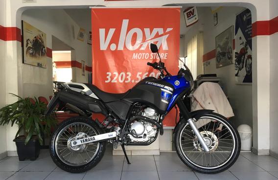 Yamaha Xtz 250 Tenere Azul 2019