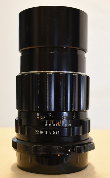 Lente Pentax 67 200mm Macro F4