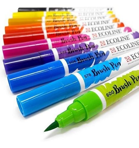 Royal Talens Ecoline Dibujo De Acuarela Líquida Pintura Pin