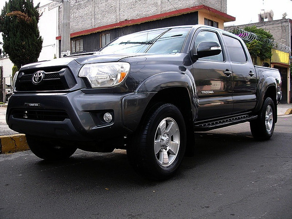 Toyota Tacoma Trd Sport Prerunner Abs Ba At 2013