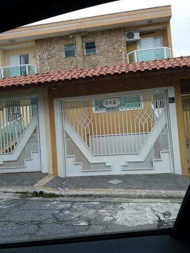 Imagem 1 de 15 de Casa Sobrado Para Venda, 3 Dormitório(s), 220.0m² - 590