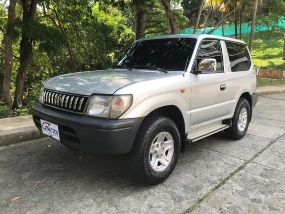 Toyota Prado Sumo Blindaje 2 Plus 2003