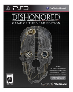 Juego Dishonored Goty Ps3 Ibushak Gaming