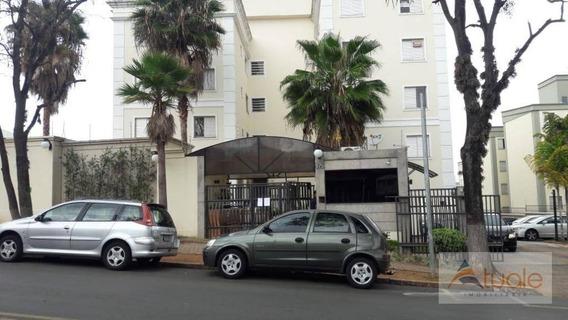 Apartamento Com 2 Dormitórios À Venda, 45 M² Por R$ 233.000 - Vila Industrial - Campinas/sp - Ap5896