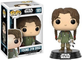 Funko Pop! Star Wars Rogue One Young Jyn Erso - Funko Pop