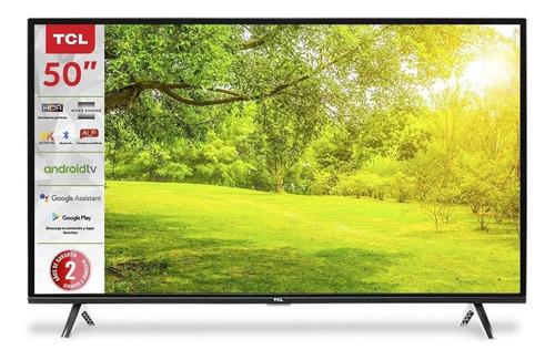 "Smart TV TCL 50A423 LED 4K 50"" 110V"