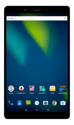 Tablet Aoc  A831l-d 8  16 Gb Rom  2 Gb Ram 4g Lte Gris,cover