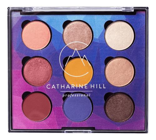 Paleta De Sombras Catharine Hill Dream Colors - 1017/4