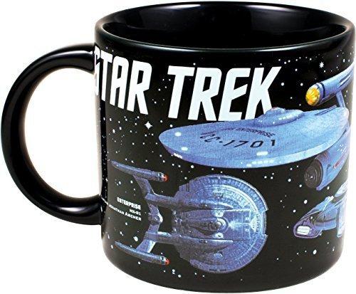 Star Trek Starships De Star Trek Coffee Mug Diversos Star Bu