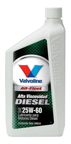 Aceite 5w40 Sintético 0.946 Litros Valvoline