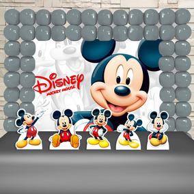 b6ece0258 Enfeite De Mesa Mickey Mouse - Ar Livre, Malabares e Festas no ...