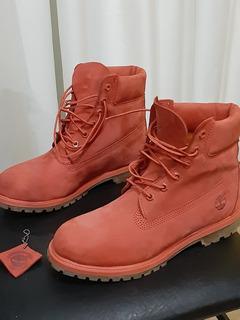 Bota 100% Impermeável Timberland Boot 6