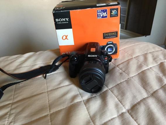 Camera Sony Alpha37