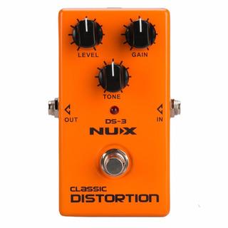 Nux Ds-3 Pedal Para Guitarra Distorsion Cod:bry