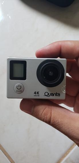 Sport Câmara Quanta 4k Ultra Wifi Angulo 179° Qtsc 502