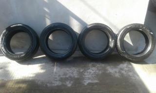 Neumáticos Usados 205 55 R16 Excelente Estado. Leer Bien