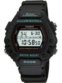 Reloj Casio Dw290 Resistente A Impactos