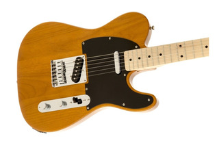Guitarra Electrica Squier Telecaster Contemporary Hh Nueva!