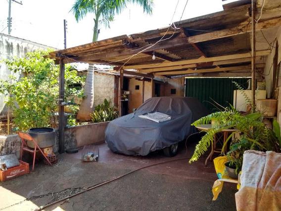 Casa Com Laje 2 Quartos E Barração Pra Reforma Ou Demolição