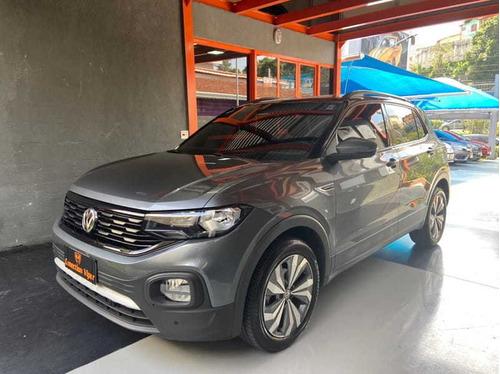 Imagem 1 de 10 de Volkswagen T-cross 200 Tsi Comfortline Aut