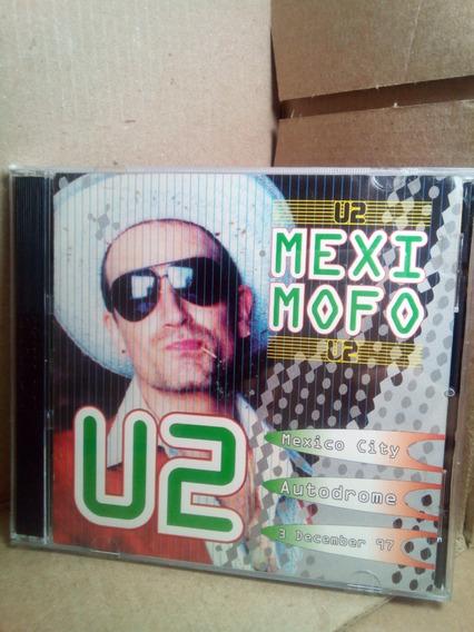 Cd Doble U2 Meximofo Mexico City Autodrome 03/12/97 Gh