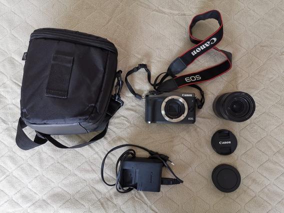 Camera Canon Eos M6
