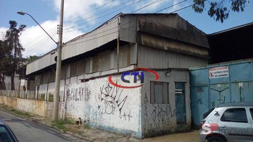 Galpão À Venda, 2800 M² Por R$ 7.234.000,00 - Batistini - São Bernardo Do Campo/sp - Ga0033